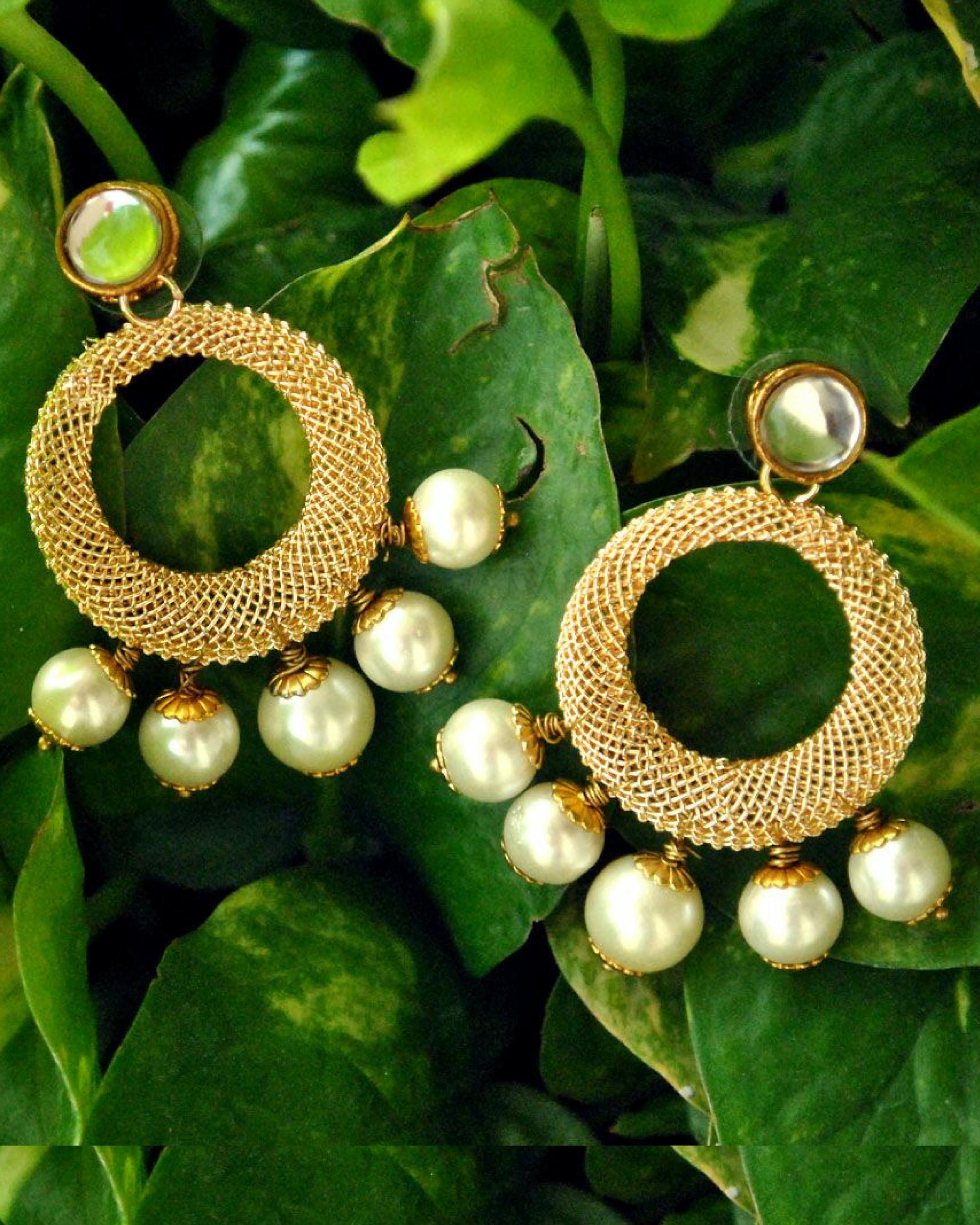 Chand chakori earrings