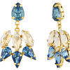 Thumb blue garnet earrings for women 2