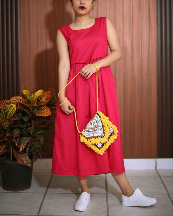 Candy Pink Summer Dress