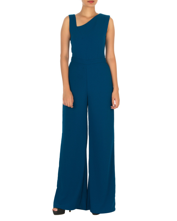 Brooke jumpsuit blue