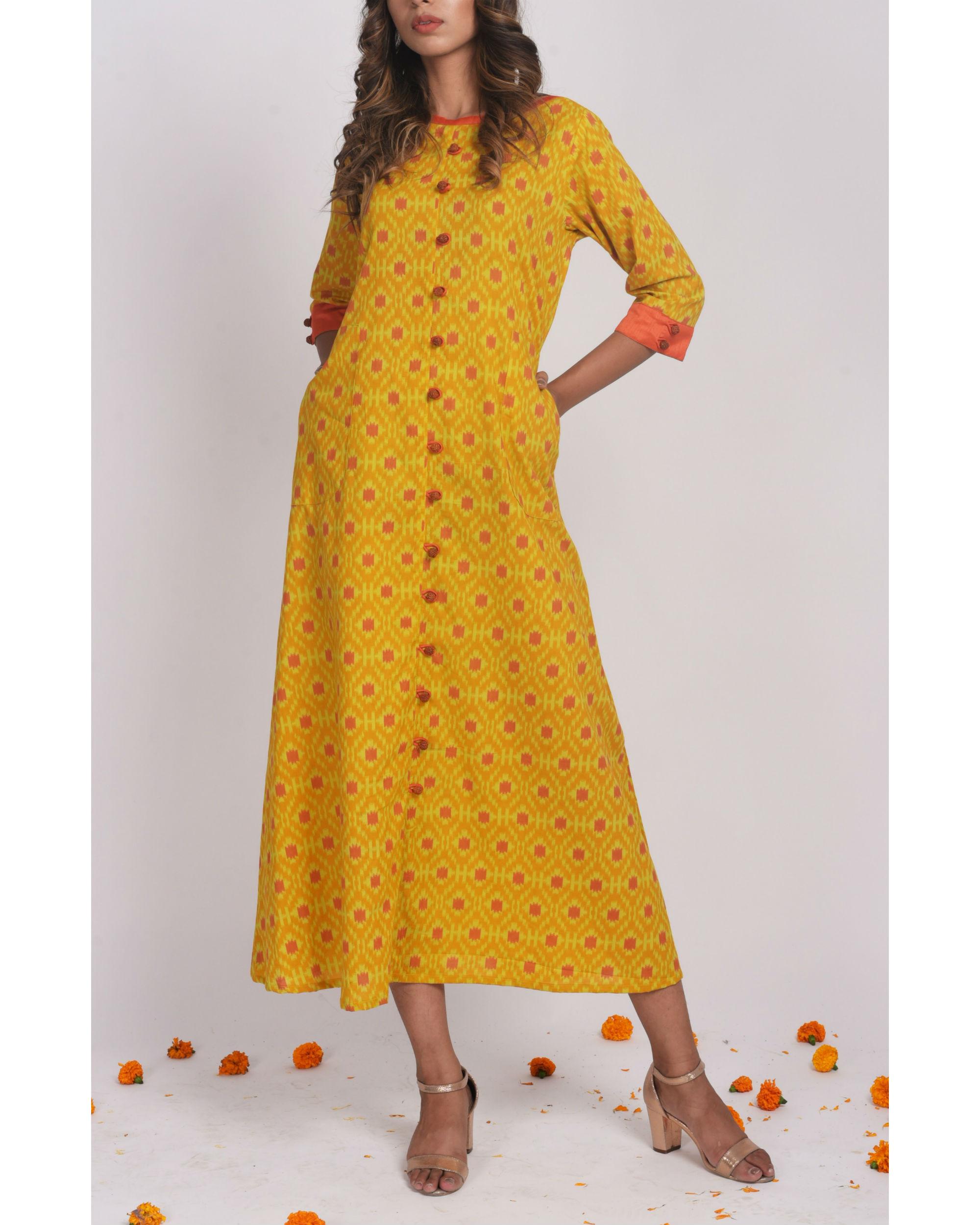 Sunshine Drama Dress