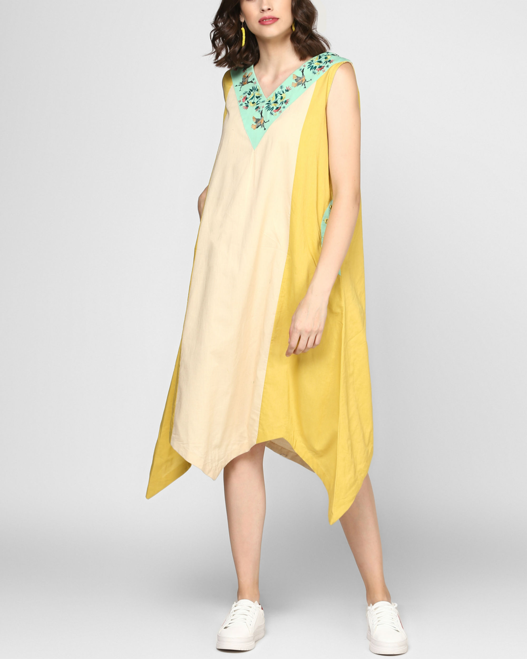 Sunshine lounge dress