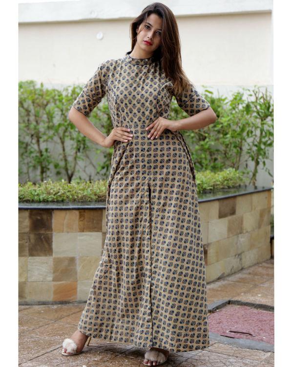Fern floral dress