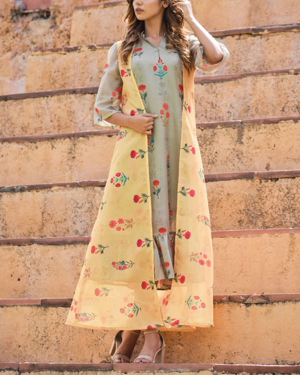 Jacketed Double Dress