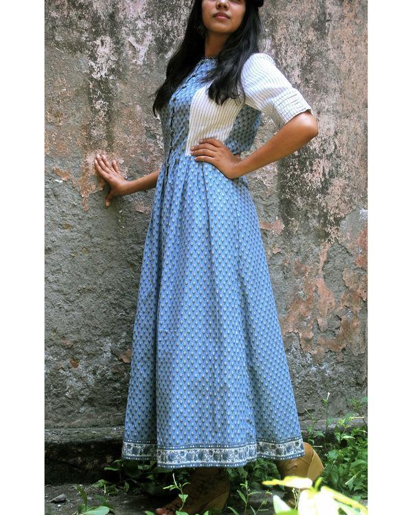 Paisley petite dress