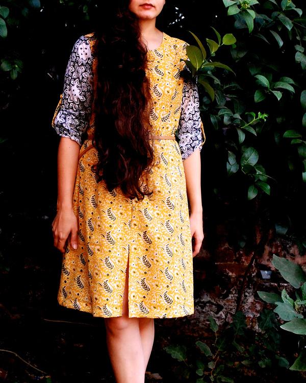 Sunny summer dress