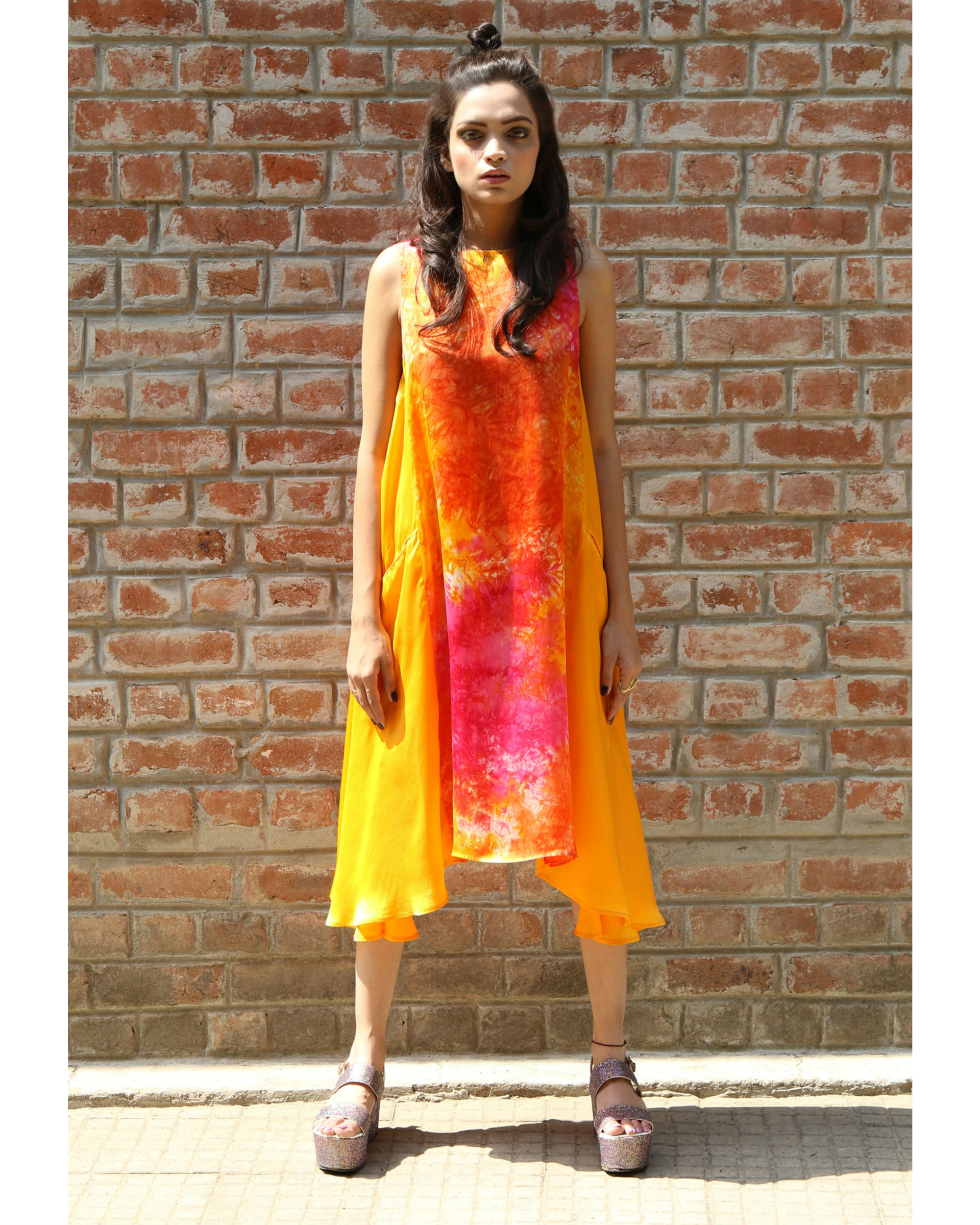 Trapese dress