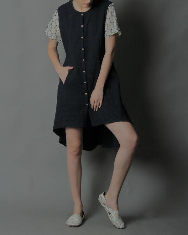 Naoki shirt dress