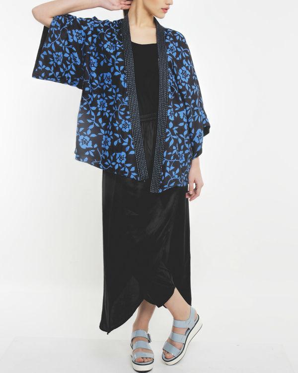 Mineral kimono jacket