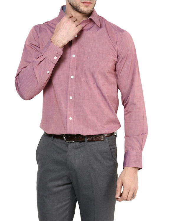 Cotton filafil shirt