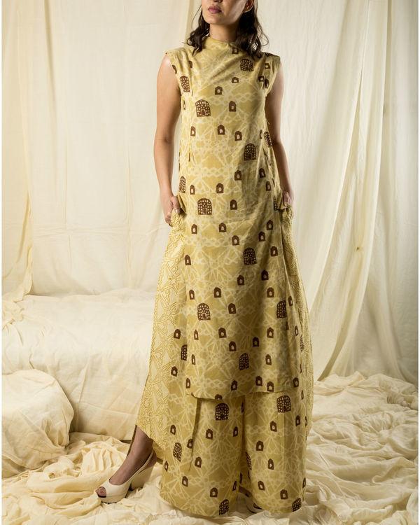 Jharokha folksy tunic