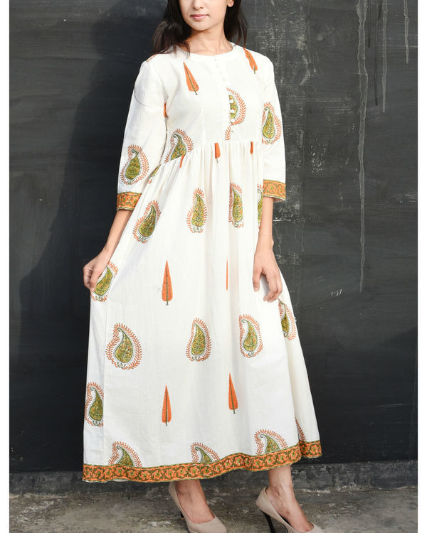 Mughal summer dress