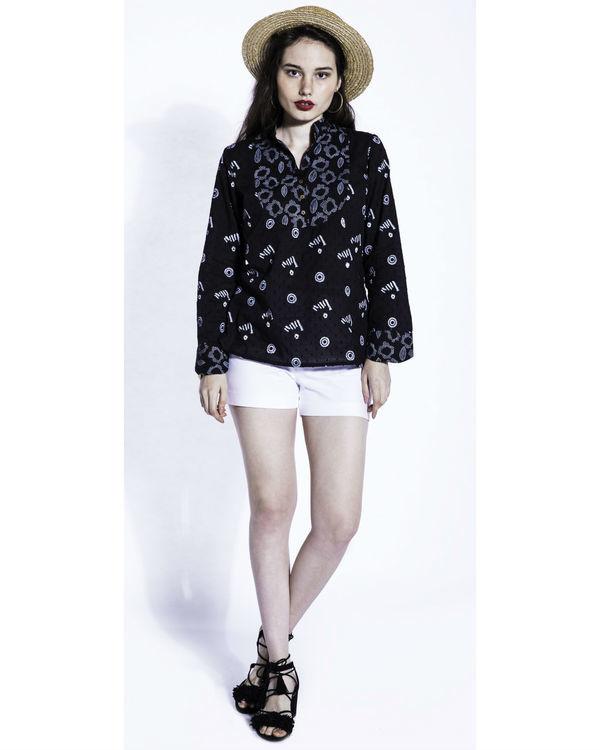 Kuro watson blouse