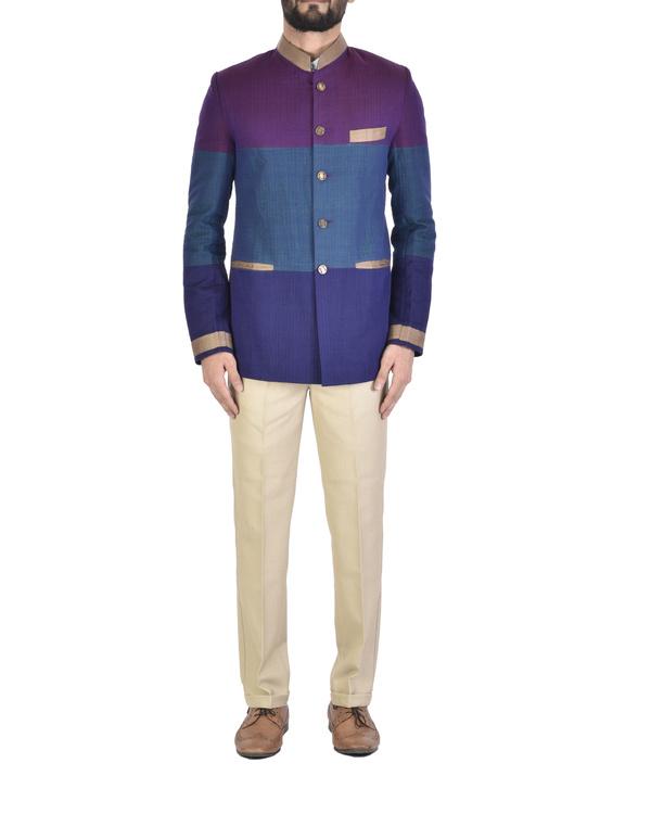 Narayanpet cotton bandgala jacket
