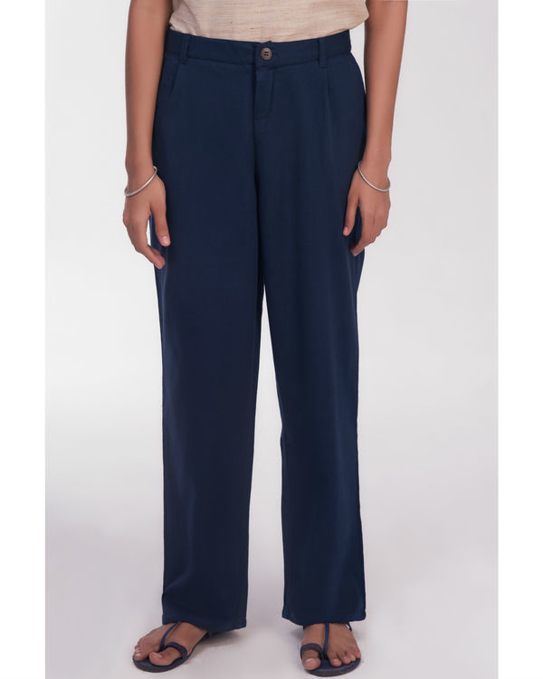 Gemma blue pants