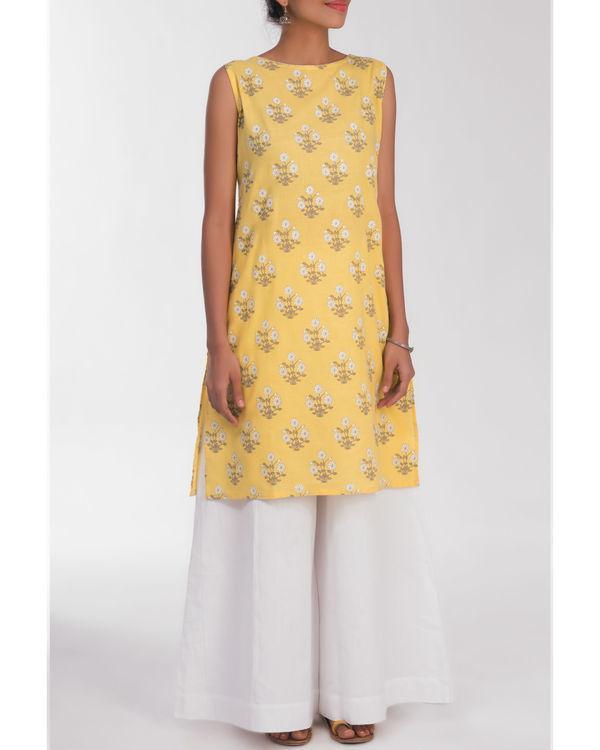 Tashi yellow tunic