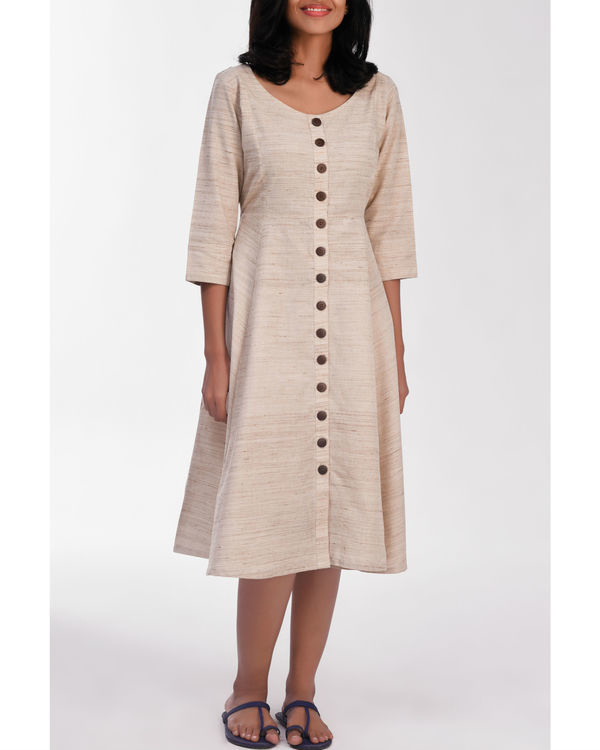 Susan beige dress