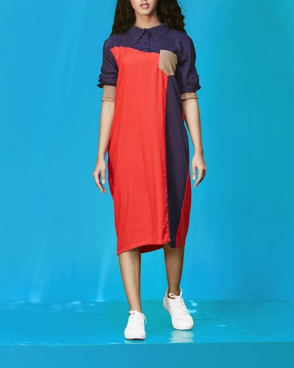 Omega dress