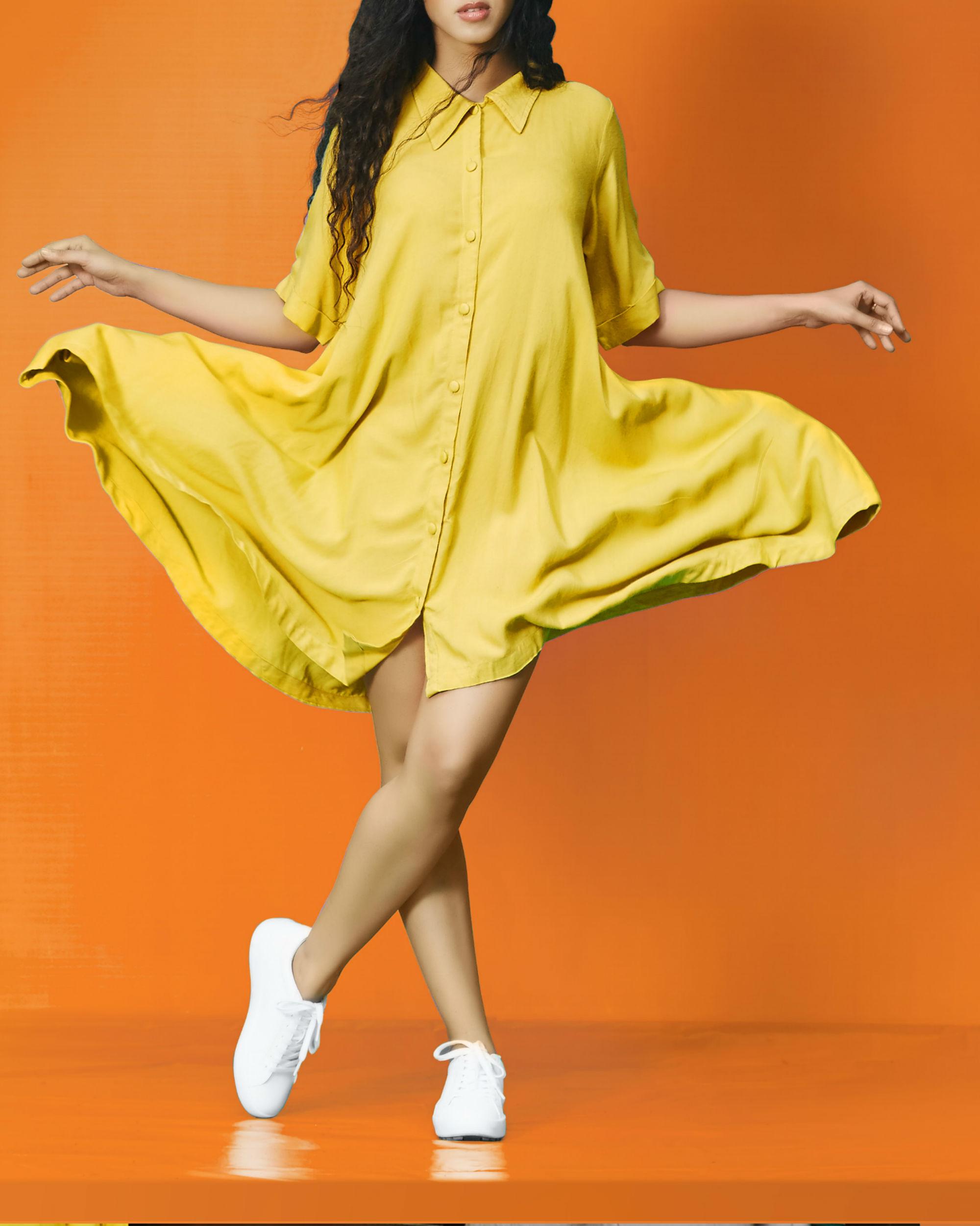 Upsilon dress