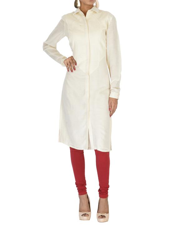 Long full sleeves cotton kurta