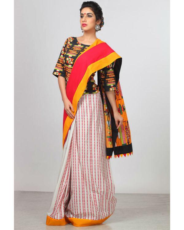 Boho gypsy sari