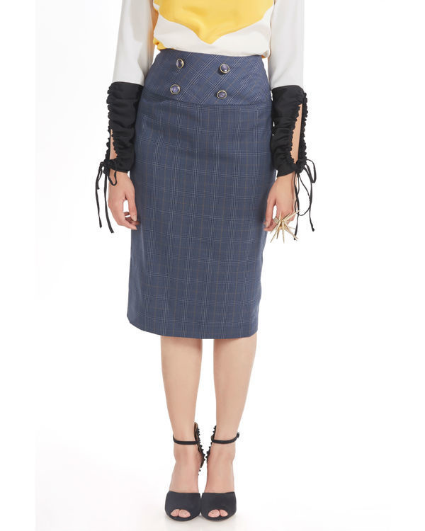 Tramp high waisted skirt