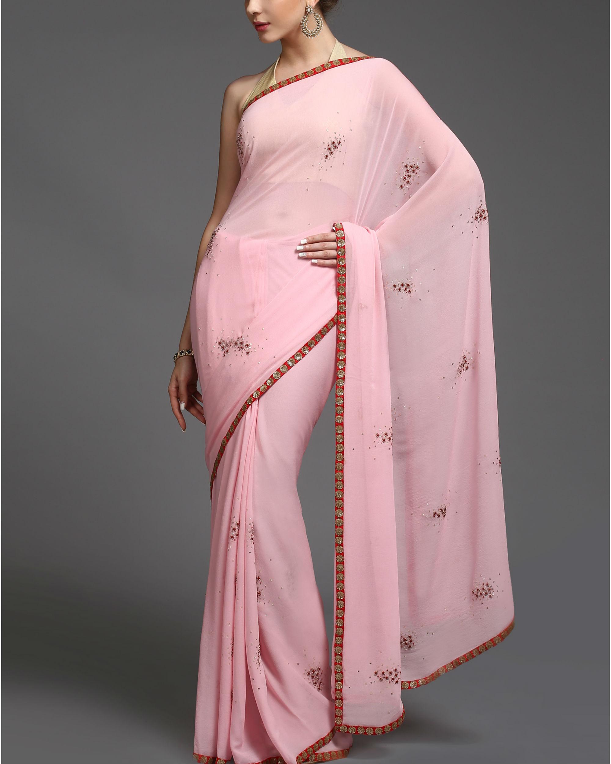Knotty tale sari