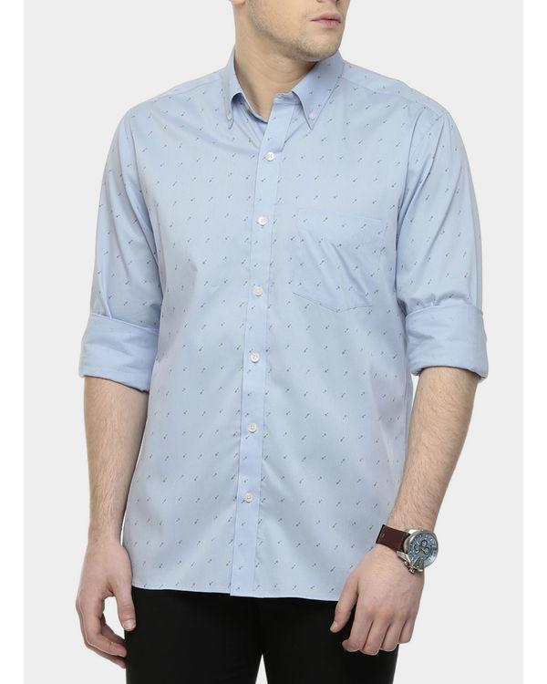 Snow key shirt