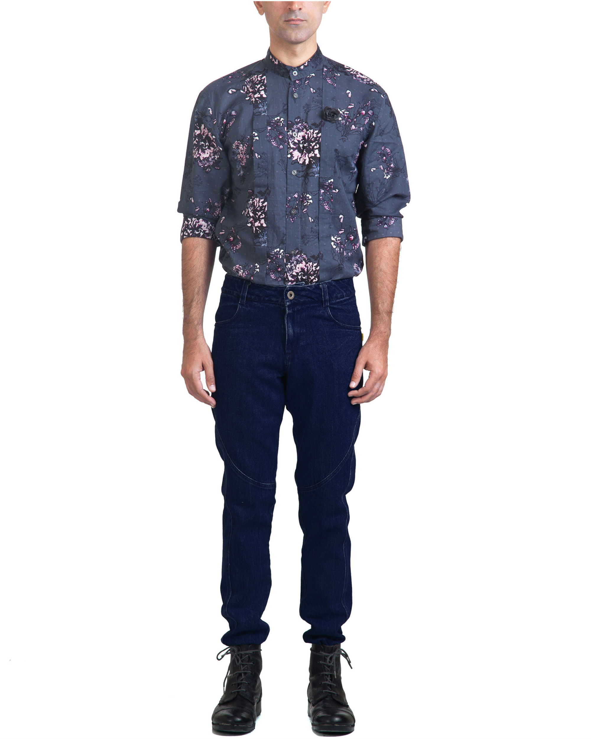 Indigo vintage jeans