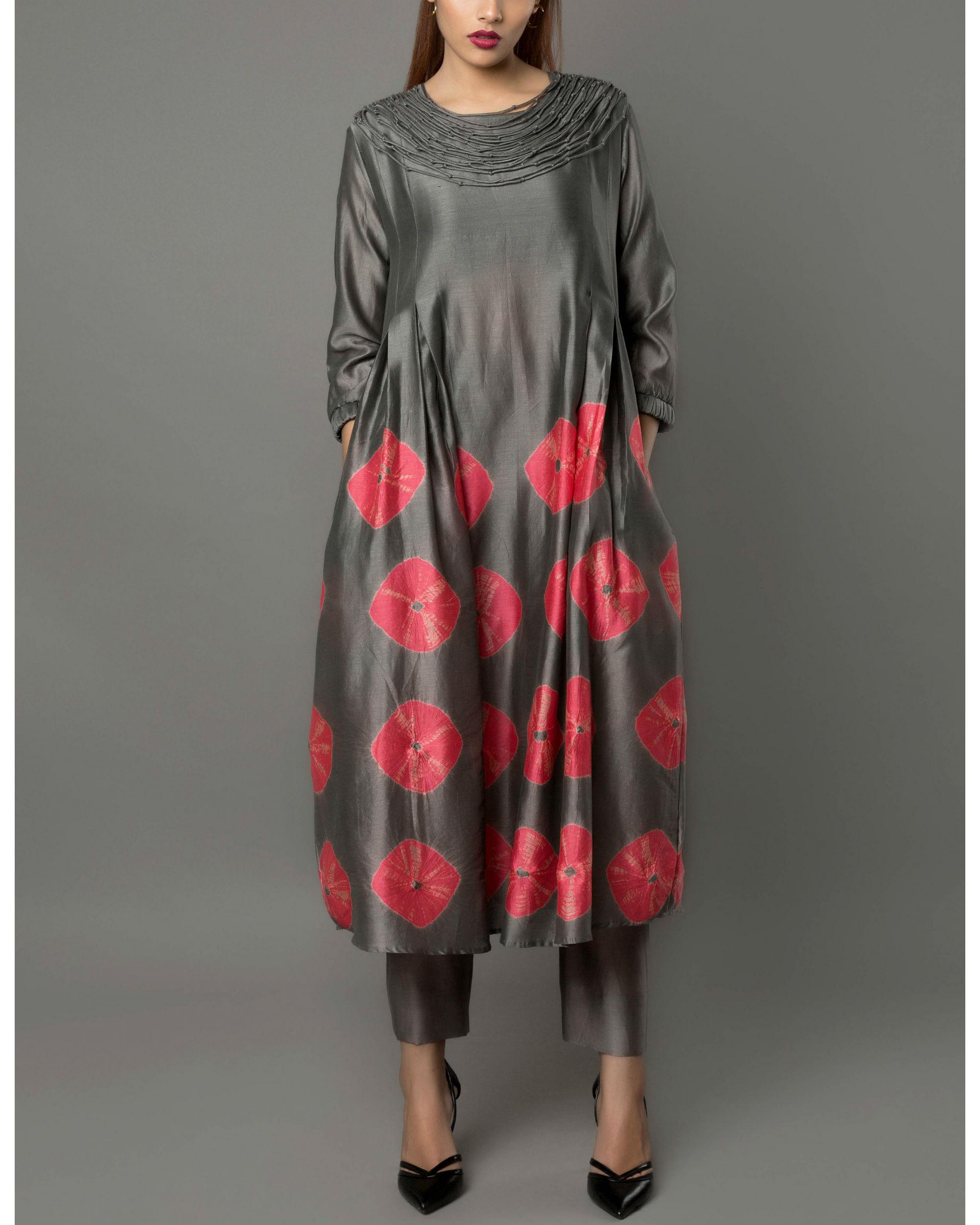 Shiba grey tunic