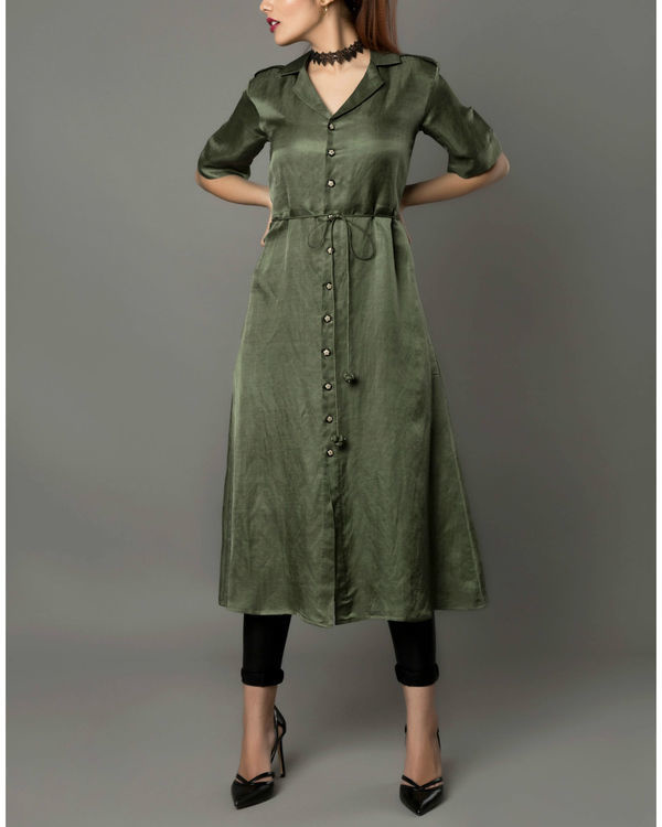 Avida military tunic