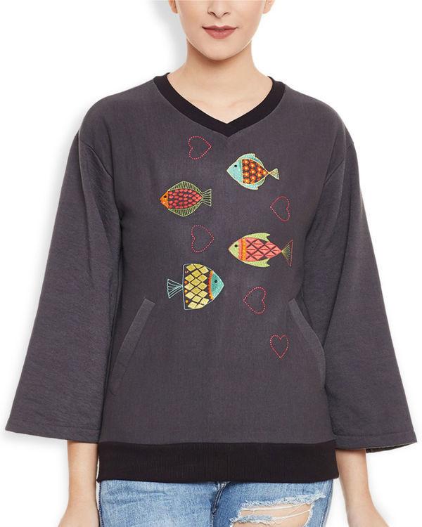 Koinobori sweatshirt