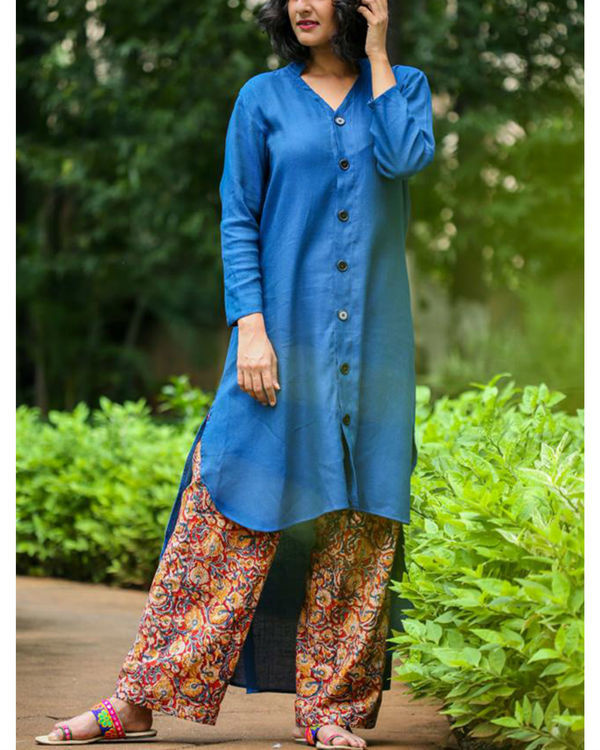Autumn kurta set