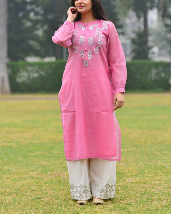 English rose tunic