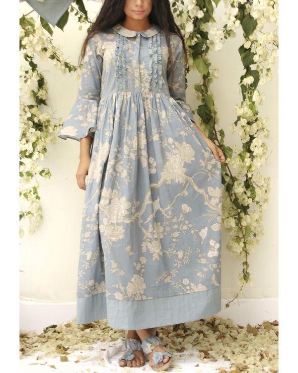 Evening tea dress
