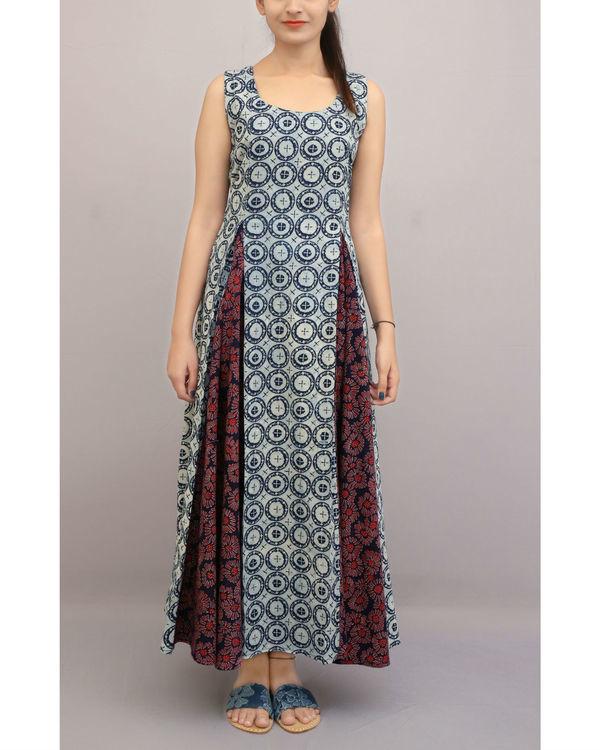 Floral kalidar dress