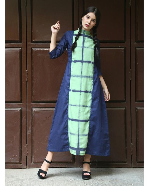 Prismatic dress
