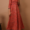 Thumb gc d 24 red paisley dress 1