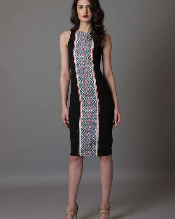 Strut-it bodycon dress