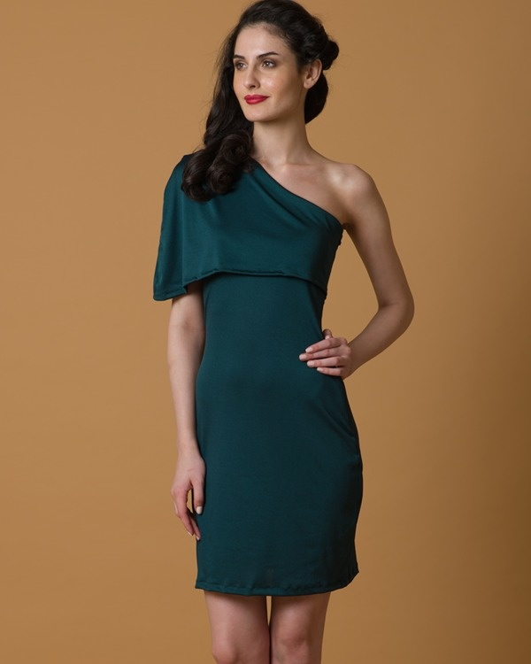 Layer-it-up cocktail dress
