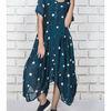 Thumb midnight blue high low comfort dress 1