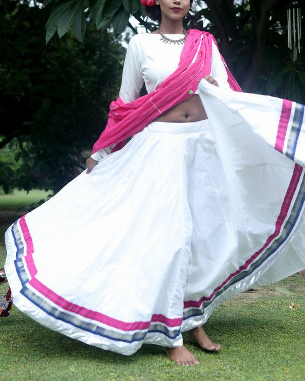 Padmavati ghaghra choli set