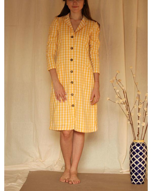 Mango jacket dress