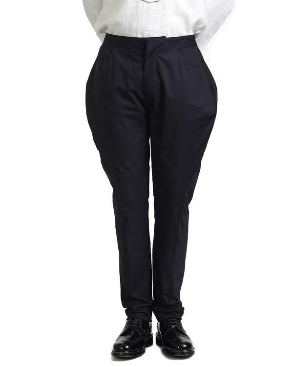 Black jodhpur trousers