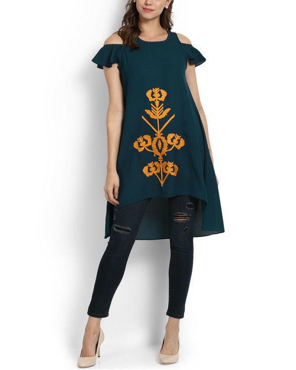 Nadia assymetrical dress
