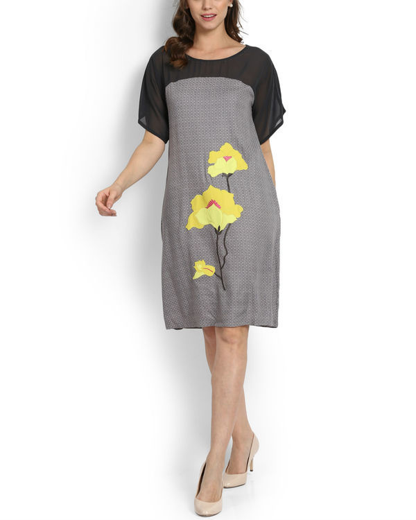 Bloomingdale kimono dress