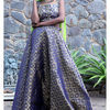 Thumb nilay brocade lehenga set
