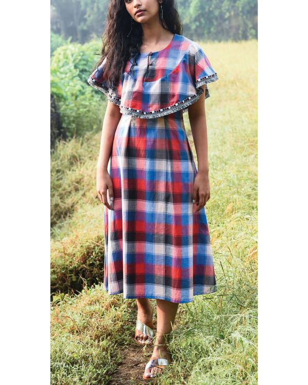 Rinzin cape dress