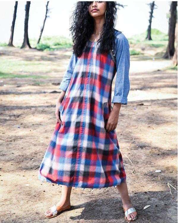 Rinzin raglan maxi dress