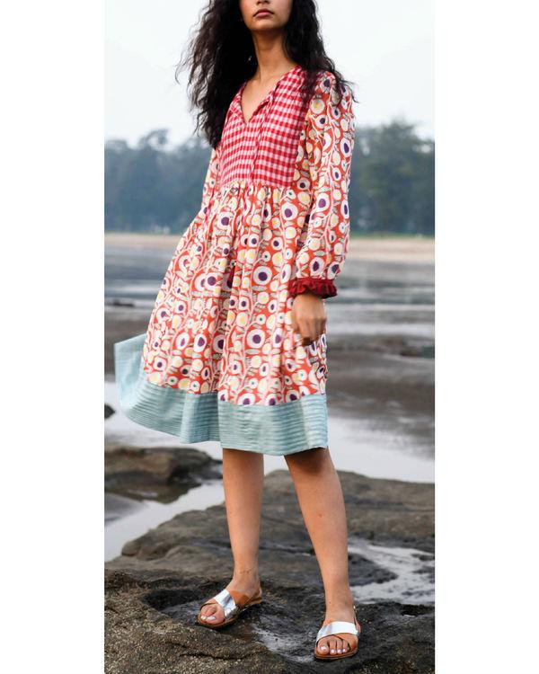 Yetho peasant dress